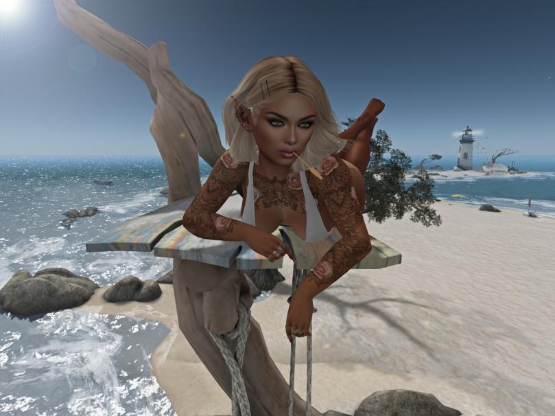 02 LB Baby Leah Beach